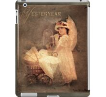 Yesteryear's Charm iPad Case/Skin