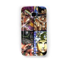 Jojo's Bizarre Adventure - The 8 Jojos Samsung Galaxy Case/Skin