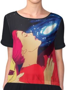 True Love - Galaxy Chiffon Top