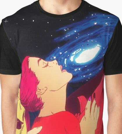 True Love - Galaxy Graphic T-Shirt