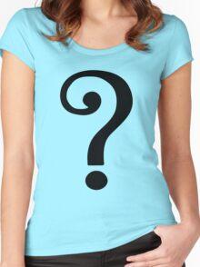 The Riddler - Batman '66 - Joker - DC COMICS Women's Fitted Scoop T-Shirt