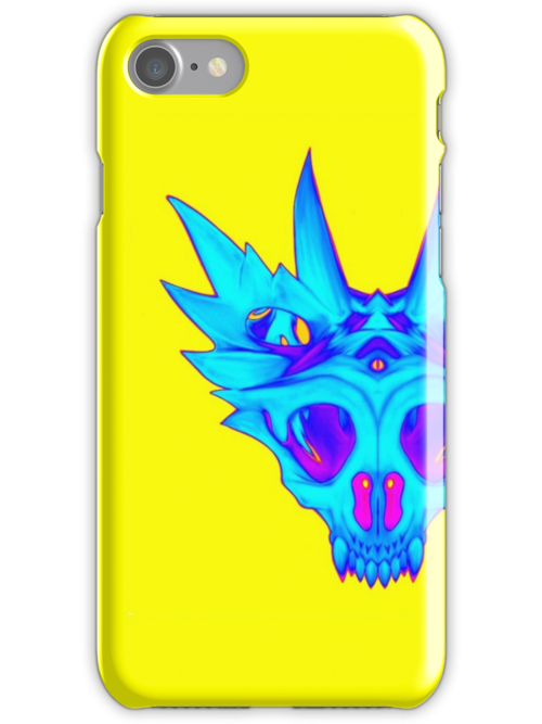 HorndSkull - ChilldMap - iPad/iPhone/iPod by krakkdskullz