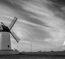 Lytham Windmill by AlanDuggan