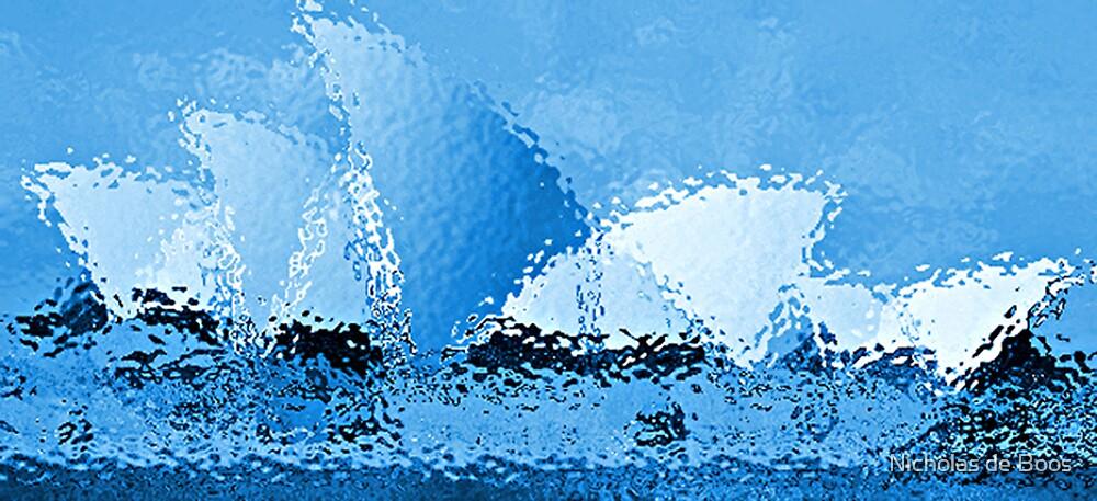Looking Through an Opera Glass by Nick de Boos