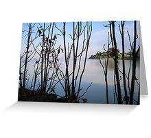 Lake Tana, Ethiopia Greeting Card