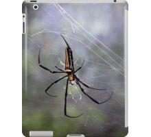 The Exotic Spider - Hong Kong. iPad Case/Skin
