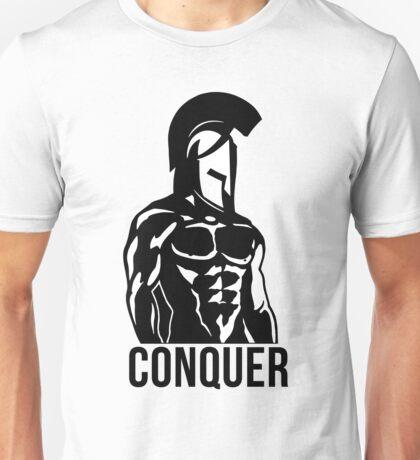 Spartan Conquer Unisex T-Shirt