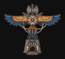 Eternia's Totem by Letter-Q