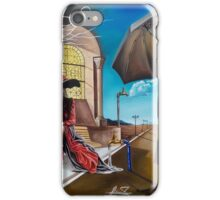 Waiting for the rain iPhone Case/Skin