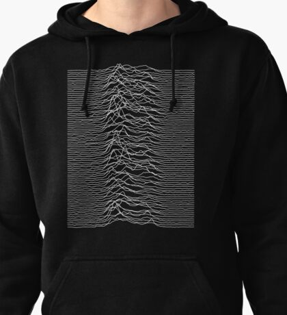 Joy Division HQ print Pullover Hoodie