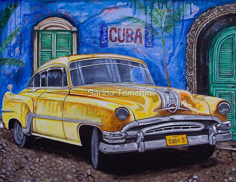 cuba 3 by Sarina Tomchin