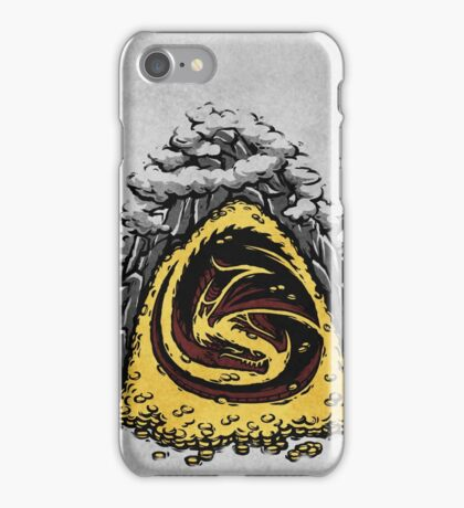 Within the Lonely Mountain iPhone Case/Skin