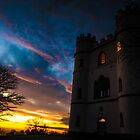 Haldon Belvedere Castle Devon. by Gary Power