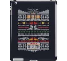 A Stitch In Time iPad Case/Skin