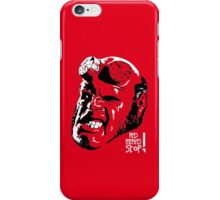 Hellboy iPhone Case/Skin