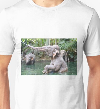 Elephant from Jungle Cruise  Unisex T-Shirt