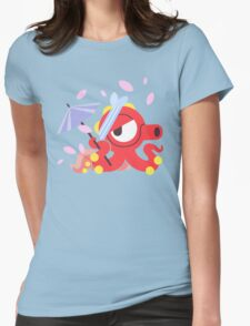 Octillery Womens Fitted T-Shirt