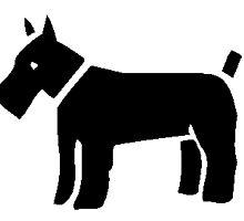 Kerry Blue Terrier by kwg2200