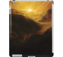 Places we seek iPad Case/Skin