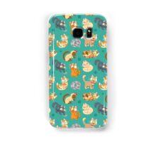 Whole Lotta Cat (Natural version) Samsung Galaxy Case/Skin