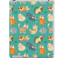 Whole Lotta Cat (Natural version) iPad Case/Skin