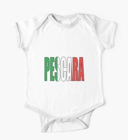 Pescara One Piece - Short Sleeve