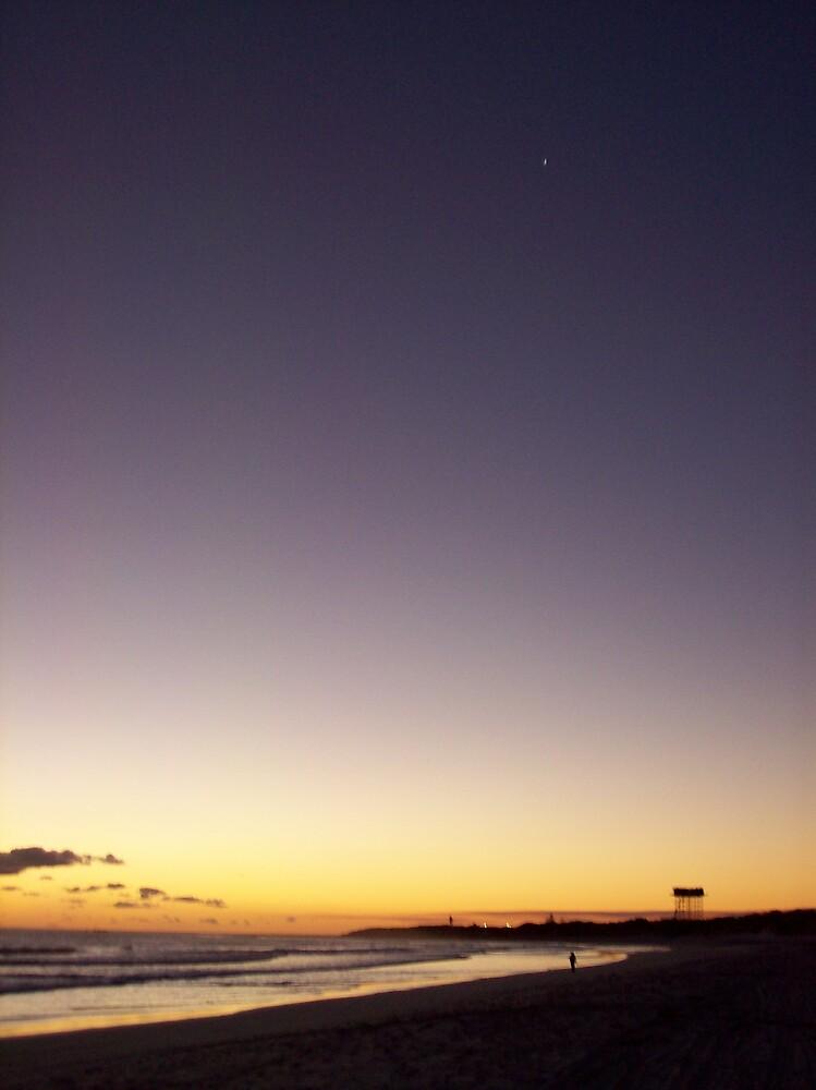 sunset at Lancelin2 by dodgsun