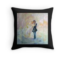 Wedding Dance Art Designed Decor & Gifts - Midnight Throw Pillow