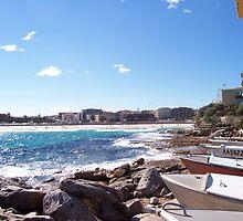Bondi Beach by nellypat