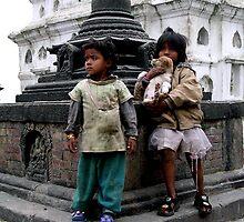 nepalese children by brodiemcg