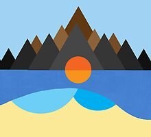 Kauai/STN MTN Cover Design by Louis Malouf