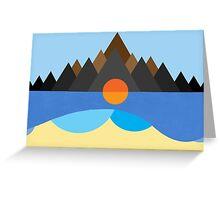 Kauai/STN MTN Cover Design Greeting Card