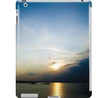 A beautiful evening iPad Case/Skin