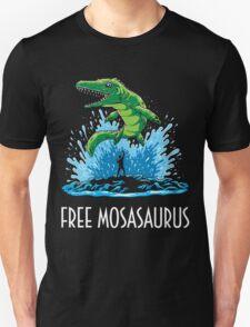 Jurassic World Free Mosasaurus T-Shirt