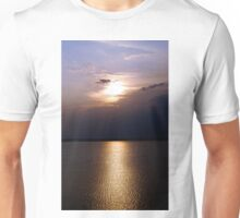 A colorful evening Unisex T-Shirt