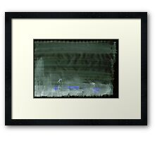 WDVMM - 0117 - Fishing Times Framed Print