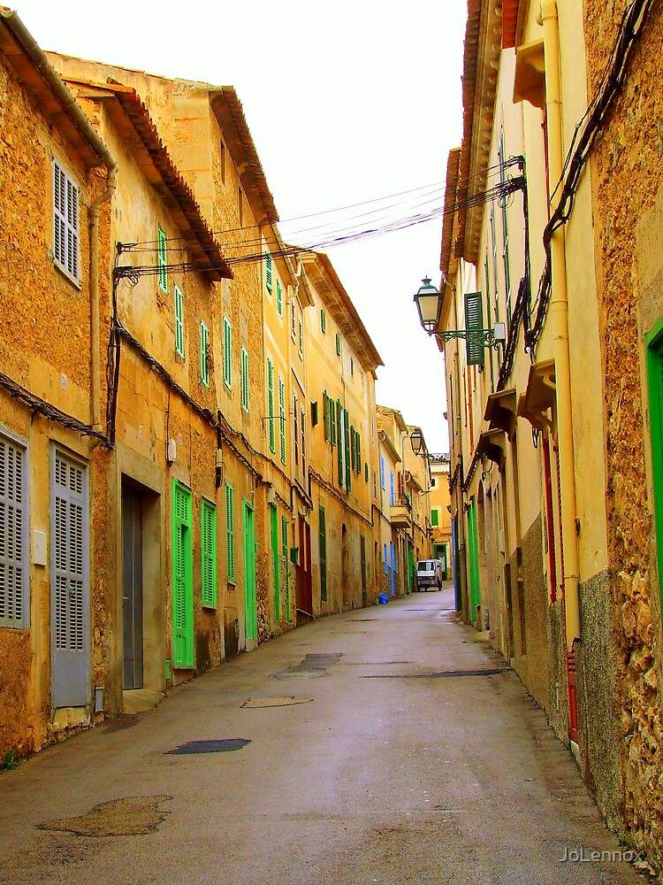 Arta Back Streets by JoLennox
