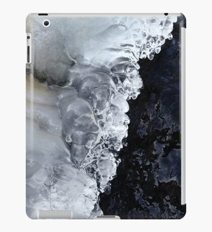 8.2.2017: Natural Ice and Wet Stone iPad Case/Skin