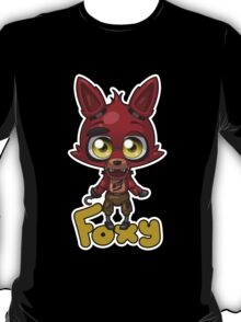 Kawaii Foxy T-Shirt