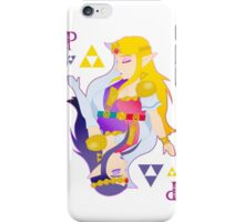 Princess of Triforce  iPhone Case/Skin