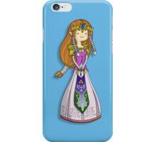 Zelda Time! iPhone Case/Skin