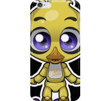Kawaii Chica iPhone Case/Skin