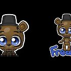 Kawaii Freddy by LuAnneB