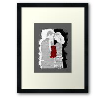 Yin Needs Yang Framed Print