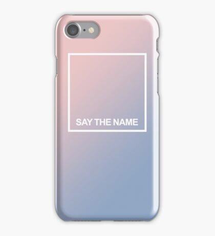seventeen teen teen iPhone Case/Skin