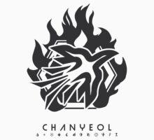 EXO - CHANYEOL by zyguarde