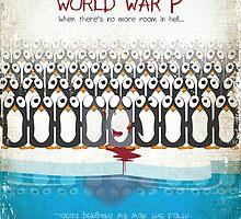 World War P by rickystiles