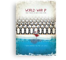 World War P Canvas Print