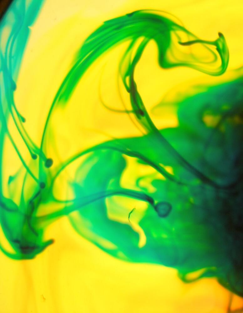 Green liquid heat by K.D. Hemi