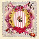 Swirlee Rose by Koekelijn
